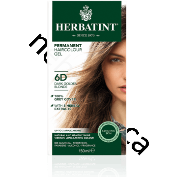 Herbatint 6D (Dark Golden Blonde)
