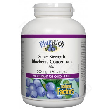BlueRich® Blueberry Concentrate Super Strength