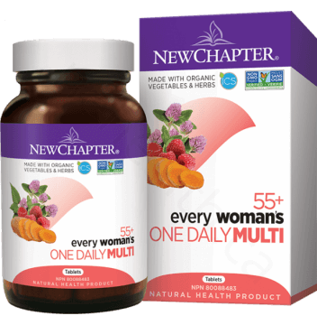 Every Woman's One Daily 55+