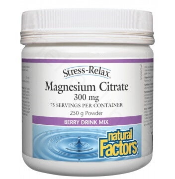 Magnesium Citrate 300mg