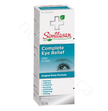 *Similasan Complete Eye Relief