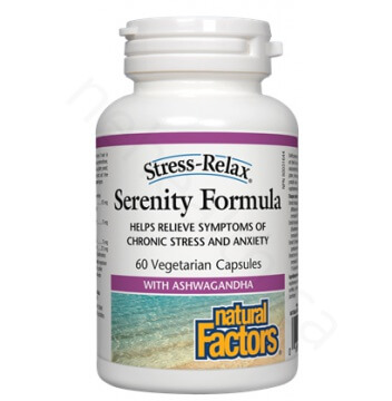 Stress-Relax Serenity Formula