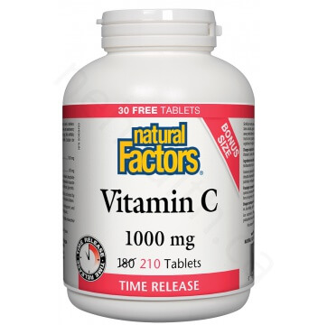 Vitamin C 1000mg Time Release