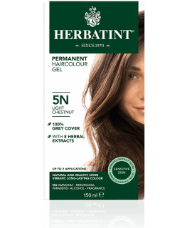 Herbatint 5N (Light Chesnut)
