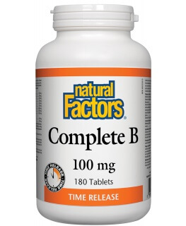 Complete B 100mg Time Release