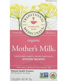 Orgahic Mother's Milk