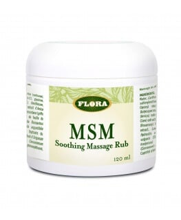 MSM Soothing Massage Rub