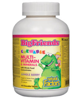 Big Friend MultiVitamin (Disc)