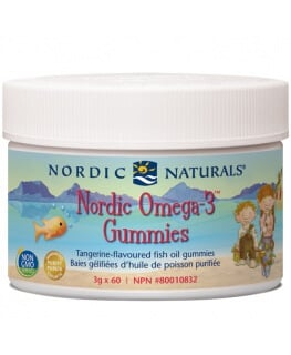 Omega-3 Gummies for Kids
