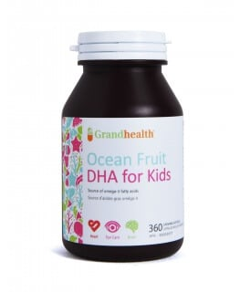 Ocean Fruit DHA for Kids