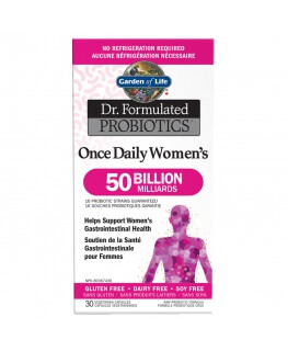 Probiotic Once Daily Women's