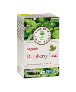 Org. Raspberry Leaf Tea