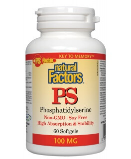 PS Phosphatidylserine 100mg