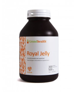 Queensland Royal Jelly 500mg
