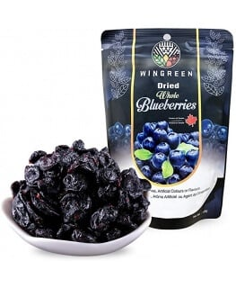 Dried Whole Blueberries