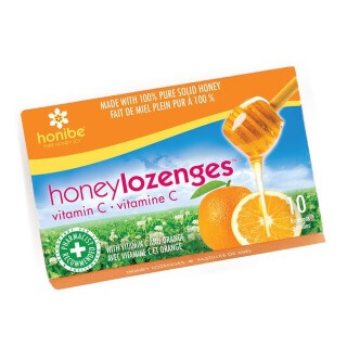 Honey Lozenges Vitamine C