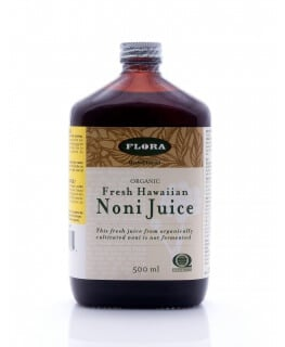 Fresh Hawaiian Noni Juice
