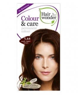 Hair Wonder Dark Copper Brown