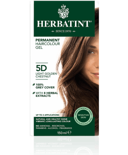 Herbatint 5D (Light Golden Chestnut)