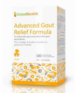 Advanced Gout Relief Formula