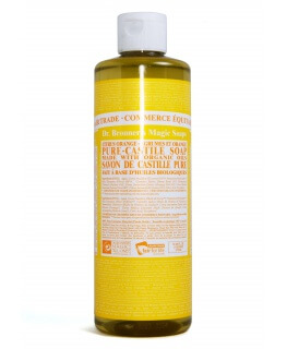 Citrus Castile Liquid Soap