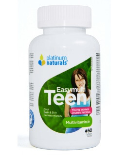 Teen Vitality for Young Women