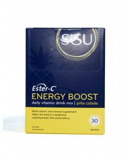 Ester-C Energy Boost Drink Mix