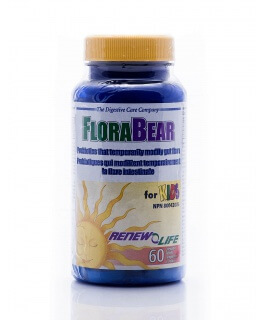 FloraBear Probiotic for Kids