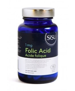 Folic Acid 1mg