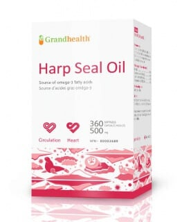 Harp Seal Oil 500mg