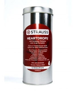 Strauss Heartdrops Cinnamon