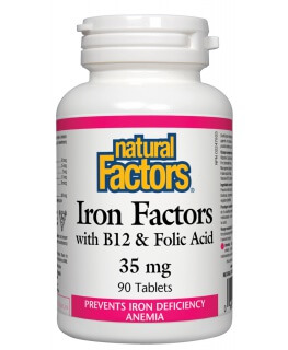 Iron Factors 35mg