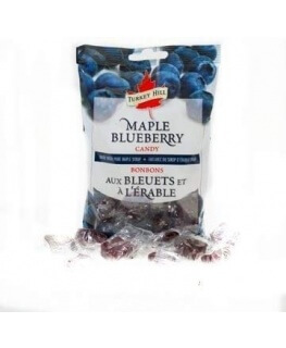 Maple Blueberry Candy
