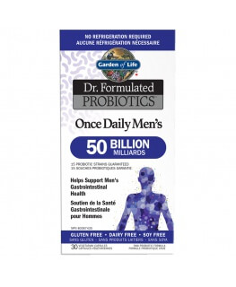Probiotic Once Daily Men's