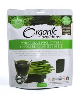 Org.Wheat Grass Juice Powder